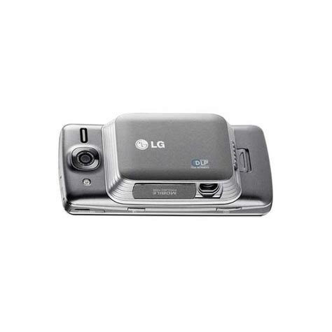 the lg projector phone