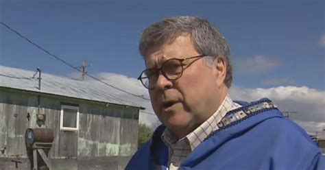 attorney general william barrs visit  alaska shines