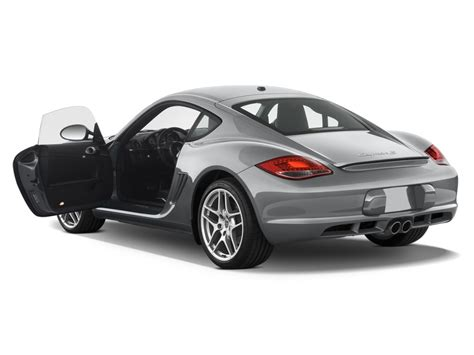 2011 Porsche Cayman 2-door Coupe S Open Doors, Size