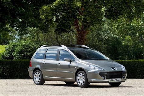 2007 Peugeot 307 Sw Bioflex  Picture 190210  Car Review