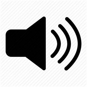 Audio, music, mute, sound, speaker, volume icon | Icon ...
