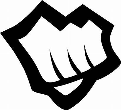 Riot Games Transparent Fist Lol Riotgames Background