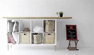 Ikea Kallax Zubehör : hack the ikea kallax with replacement ikea sofa legs ~ Frokenaadalensverden.com Haus und Dekorationen