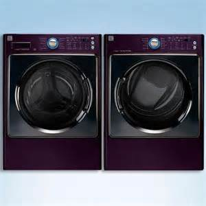 Kenmore Elite Front Load Washer and Dryer