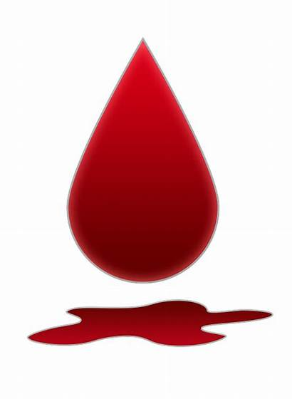 Blood Pool Vector Clipart Drops Potency Floor