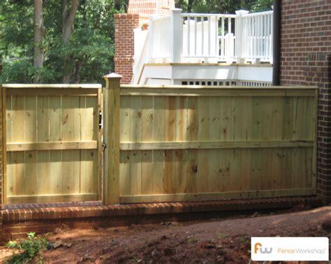 glenwood fence workshop