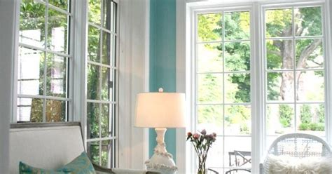 light and bright home office soothing paint colors coastal style and sunroom