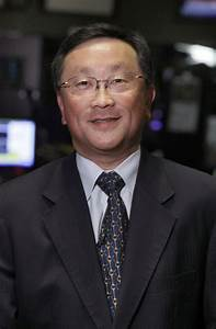 Copy Of A Business Letter John Chen Interim Ceo And Executive Chair Blackberry Ltd