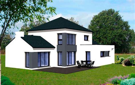 modeles de maisons modernes modele maison moderne 224 t 233 l 233 charger