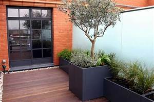 Pflanzen Für Dachterrasse : top ideen f r coole dachterrasse designs sch ne ~ Michelbontemps.com Haus und Dekorationen