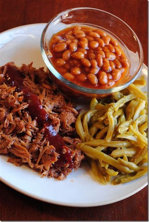 bbq pulled pork crock pot recipe cooking
