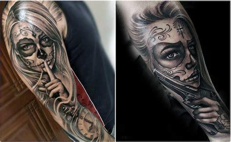 1001 + Ideen Und Bilder Zum Thema La Catrina Tattoo