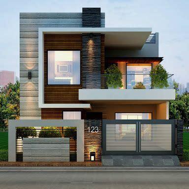 resultado de imagen de modern house front elevation