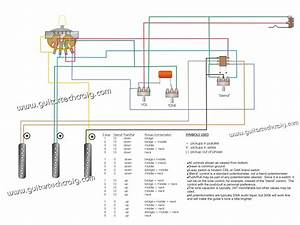 Hermetico Guitar  Wiring Diagram  Guitar Tech Craig U0026 39 S Mega