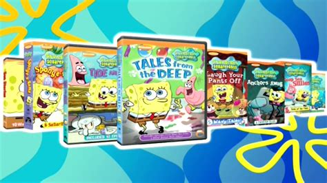 Opening To Spongebob Squarepants Season 1 2003 Dvd