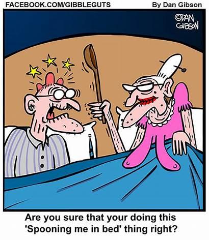 Funny Spooning Gibbleguts Cartoon Oldies Cartoons Bed