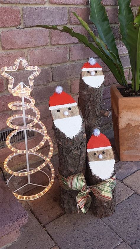 cheap diy outdoor christmas decor