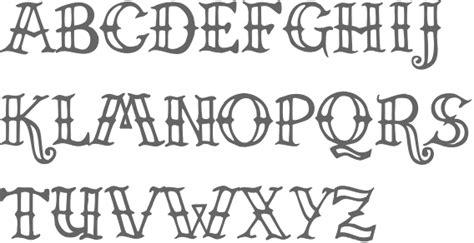 Myfonts Nautical Typefaces