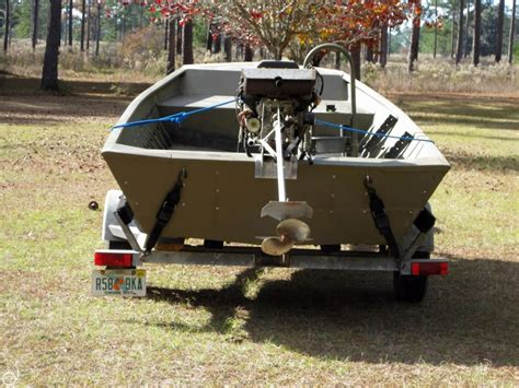 Used G3 Aluminum Fishing Boats by 2005 Used G3 1756 Wof Aluminum Fishing Boat For Sale