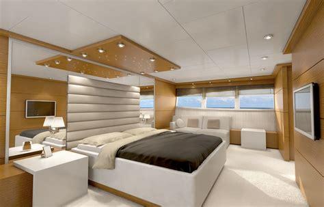 Vulcan 32m Motor Yacht Master Cabin
