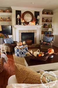 35, Gorgeous, Fall, Decorating, Ideas, To, Transform, Your, Interiors