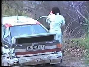 Cars 4 Sortie : rallye de monte carlo 1983 et sortie de route de mich le mouton youtube ~ Medecine-chirurgie-esthetiques.com Avis de Voitures
