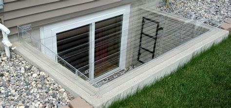 acrylic egress window  covers custom plastics fargo