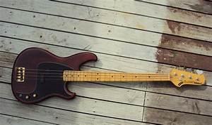 1981 Ibanez Blazer Bass