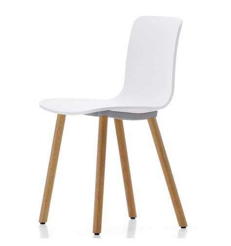 vitra jasper morrison hal wood chair 44020100