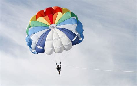 Parachute Dive by Wallpapers Parachuting Wallpapers