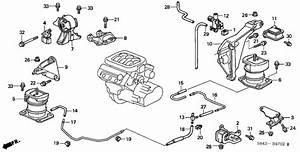 2000 Honda Accord Parts Diagram