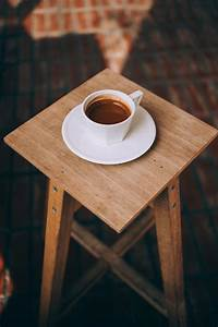 Coffee, Cup, Table