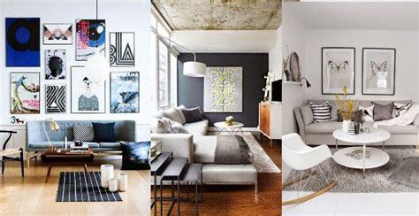 ideas de decoracion  living moderno