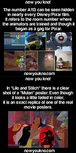 Interesting! I think its so cute how the mulan poster is ...