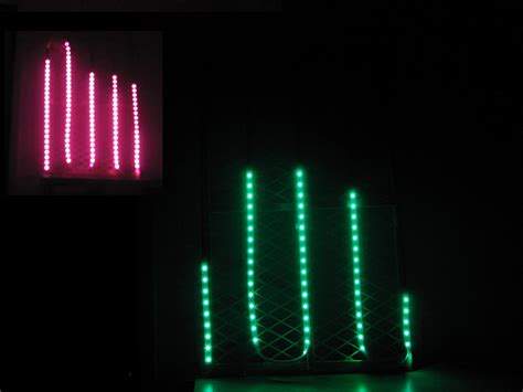 raspberry pi light show introduction and ingredients raspberry pi led spectrum
