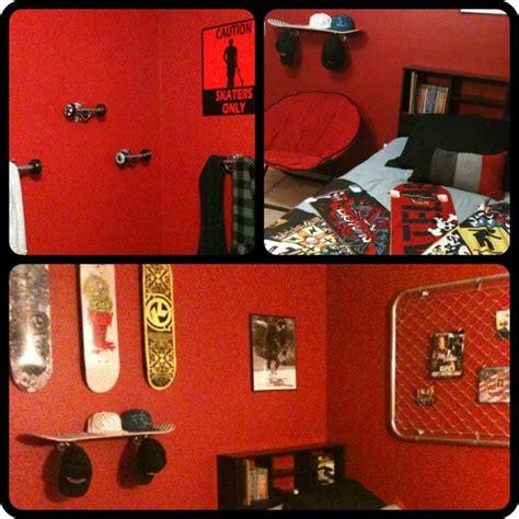 skateboard themed room skateboard themed bedroom for my little men pinterest