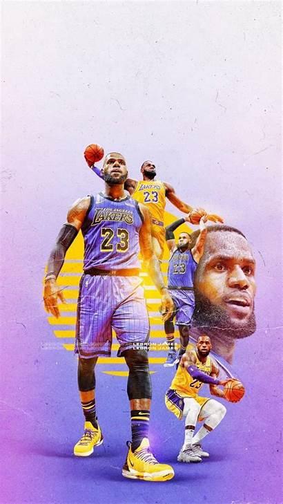 Lebron James Lakers Wallpapers Nba Basketball King