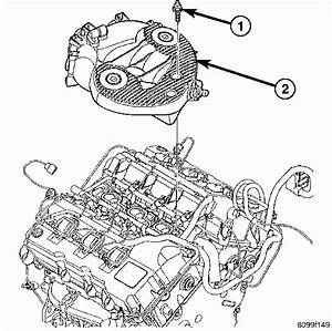 How Do I Replace Coolant Bleeder Valve On The 02 Intrepid  Within 2000 Dodge Intrepid 2 7 Engine
