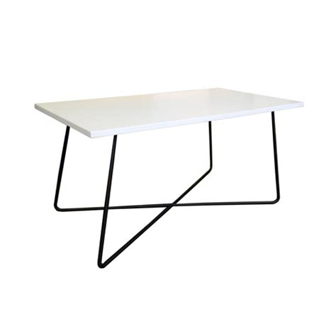 Criss Cross Coffee Table  Bourneville Furniture Group