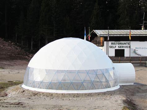 cupola geodetica vendita tendoni trento paller vendita di tendoni di