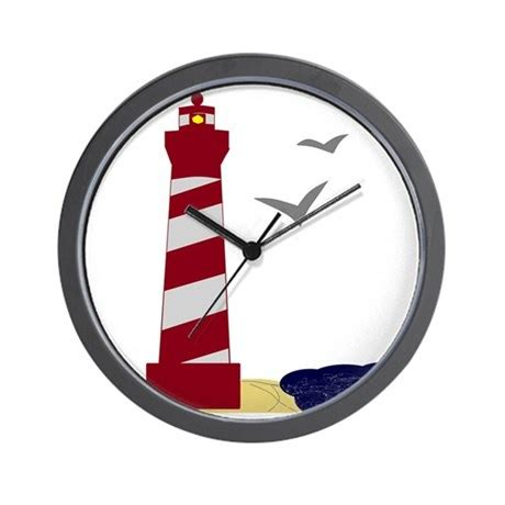 lighthouse wall clock by admin cp30253042