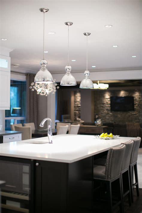 Kitchen Window Valance Ideas - mercury glass pendant kitchen contemporary with cabinetry island kitchen pendants