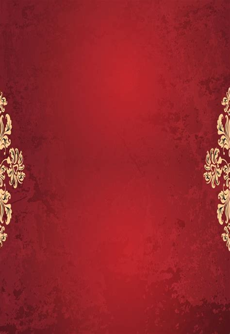 red invitation background material invitation background
