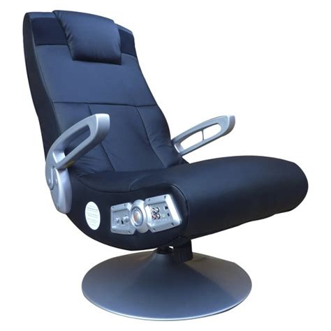 x rocker gaming chair black 38 quot target