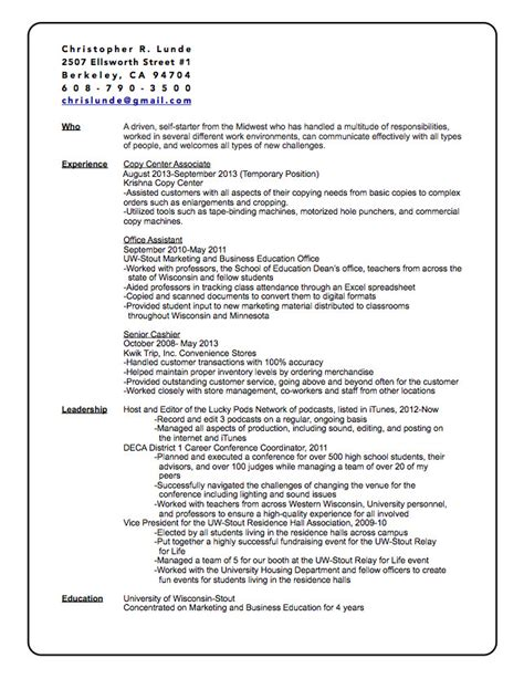 dietary aide resume description