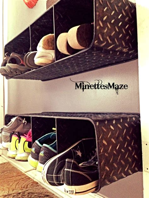 storing shoes ideas top ten shoe storage ideas and link party construction haven home business directory