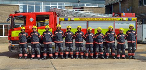 New recruits start work as on-call firefighters as ...