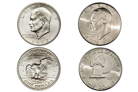 specifications eisenhower silver dollars eisenhower or ike dollar specifications and details