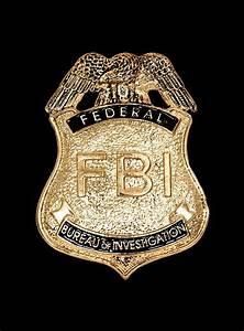 FBI Badge - maskworld com
