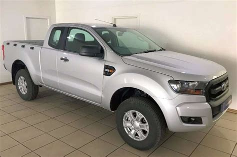 2018 Ford Ranger 2.2 Supercab Hi Rider Xl Auto Extended
